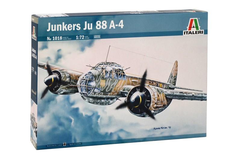 Junkers JU 88 A4