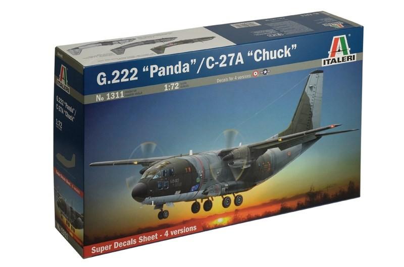 G.222 Panda / C-27A Chuck