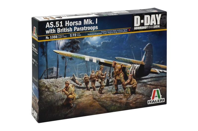 AS.51 Horsa Mk. I