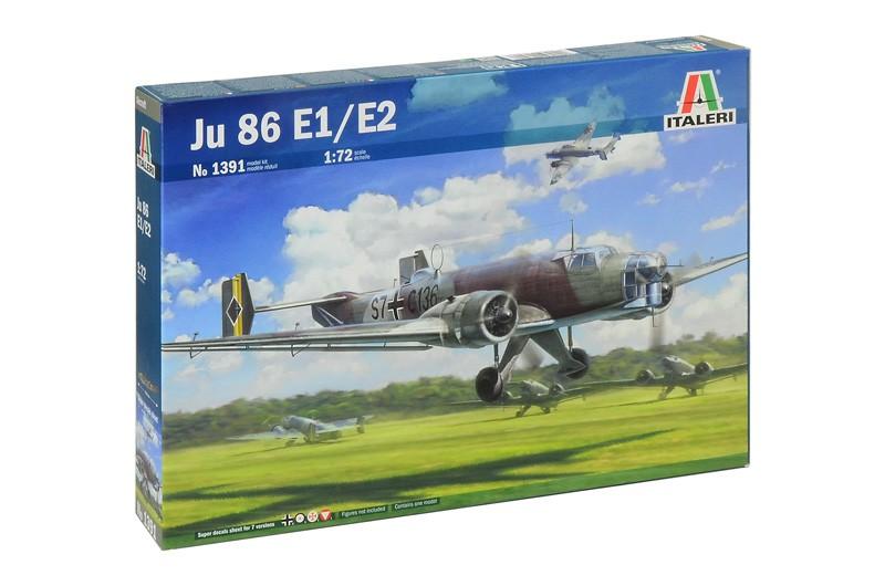 JU 86 E-1/E-2