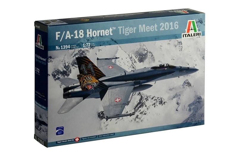 F/A-18 Hornet Tigermeet 2016