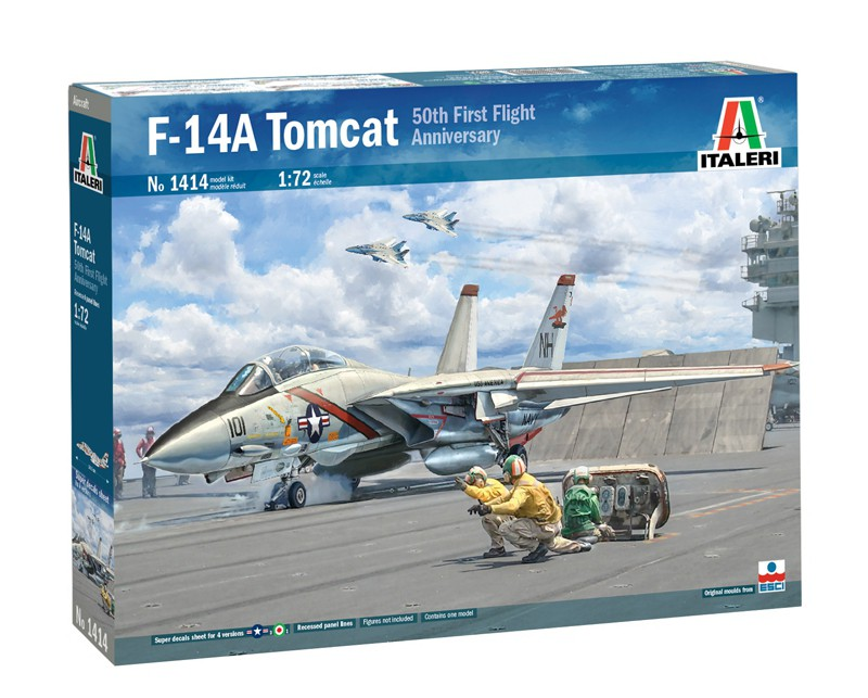 F-14A Tomcat - 50th First Flight Anniversary