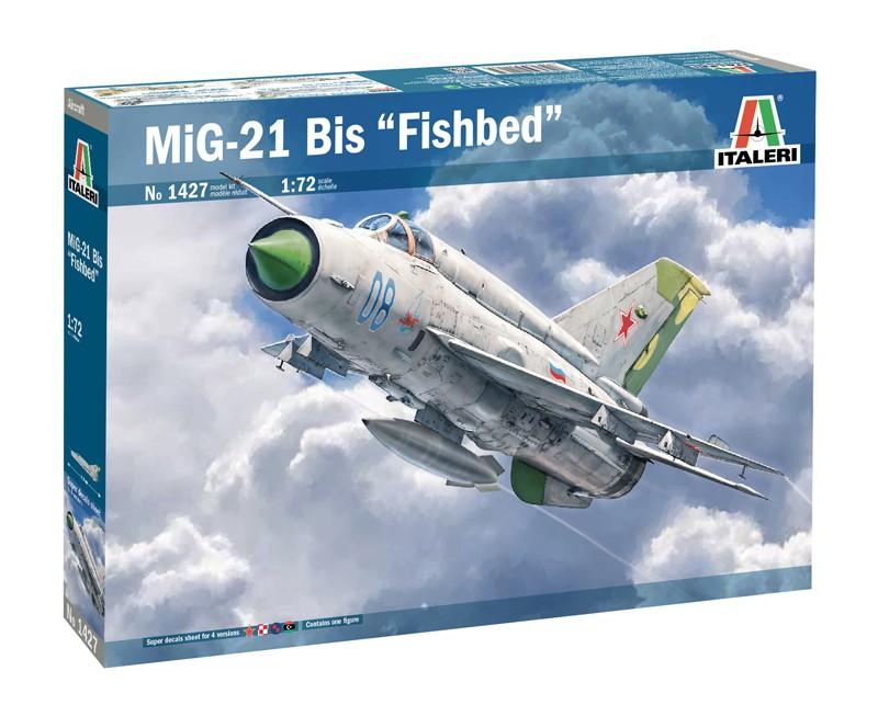 MIG-21 Bis Fishbed