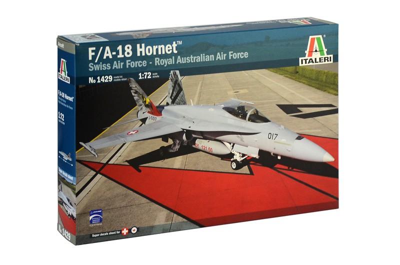 F/A 18 Hornet Suisse A.F./RAAF