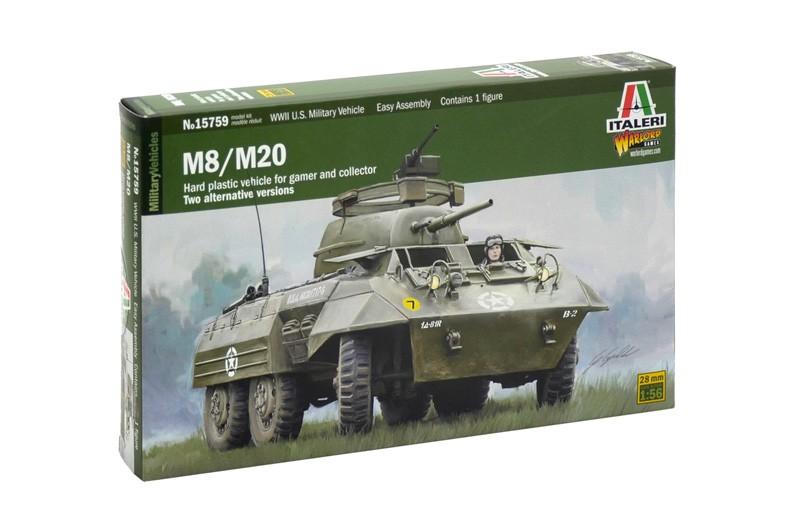 M8/M20