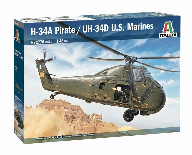 H-34A Pirate