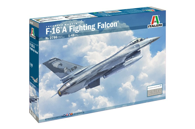 F-16A Fighting Falcon with NL decals