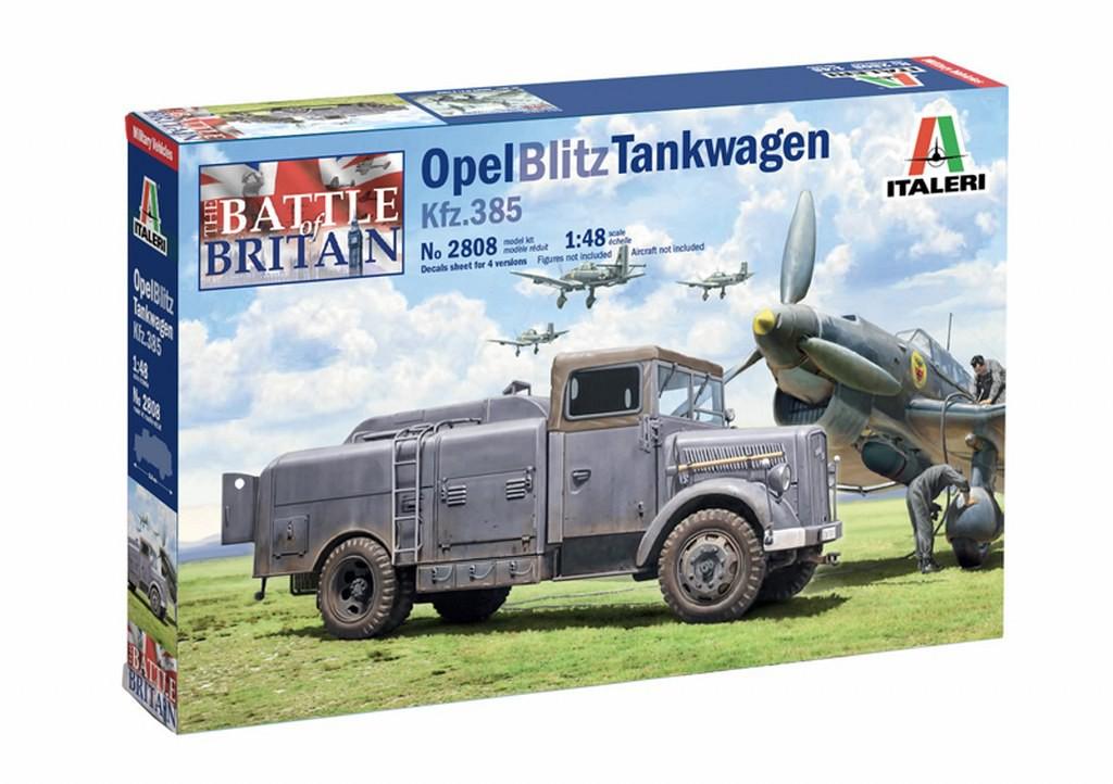 Opel Blitz Tankwagen Kfz.385 - 80th Anniversary Battle of Britain