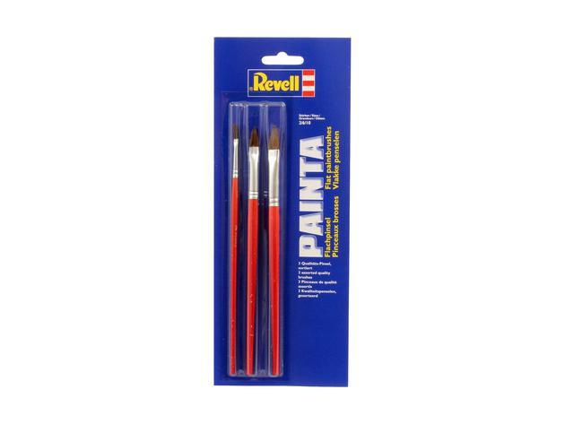 Painta Flachpinsel-Set