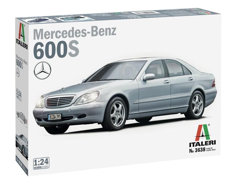 Mercedes-Benz 600 S