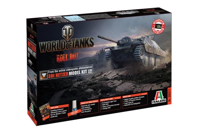 Jagdpanzer 38(t) Hetzer - World of Tanks