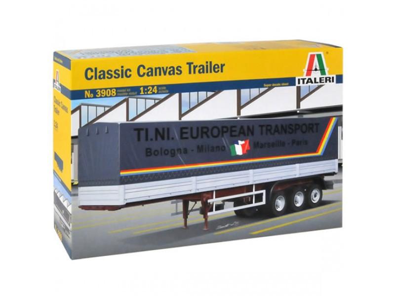 CANVAS TRAILER 40ft (Classic)