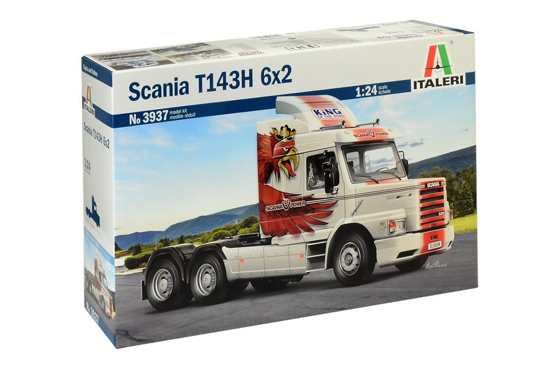 Scania T143H 6x2