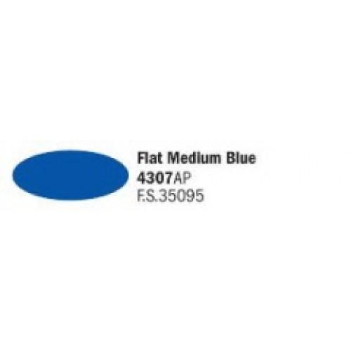 4307AP - Mat Blauw