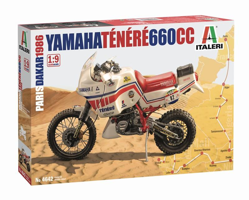 Yamaha Tenere 660cc 1986