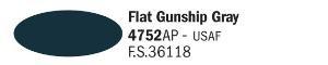 4752AP Mat Gunship Grijs