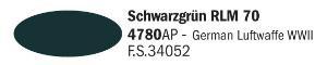 4780AP Zwartgroen RLM 70