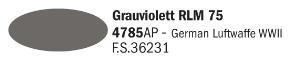 4785AP Grijsviolet RLM 75