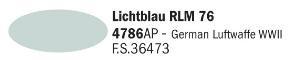 4786AP Lichtblauw RLM 76
