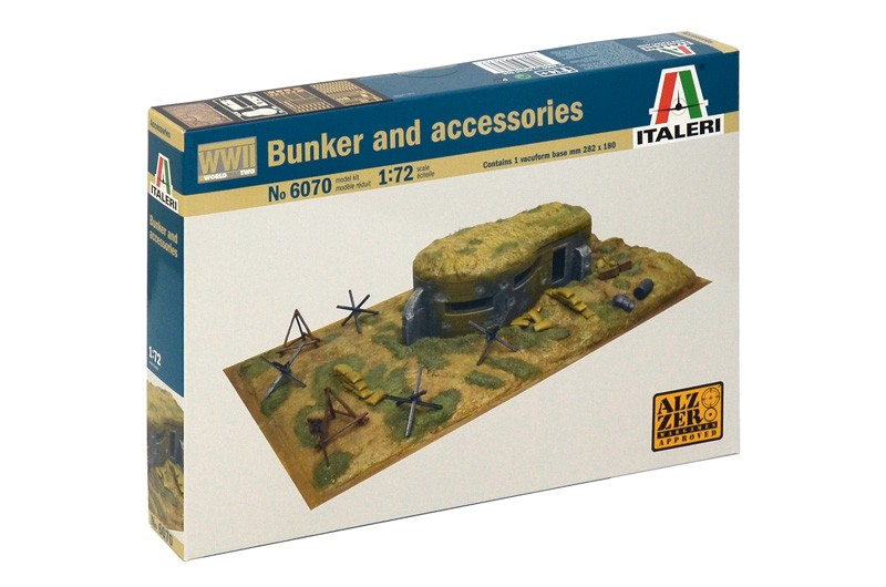 Bunker and Accessoires - WWII