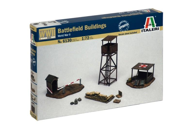 Battlefield Buildings