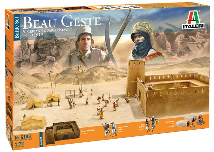 Beau Geste - Touareg revolt