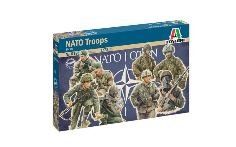 Nato Troops (1980s)