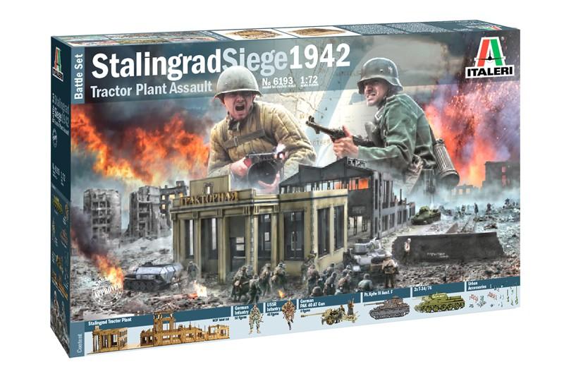 Stalingrad Battle 1942