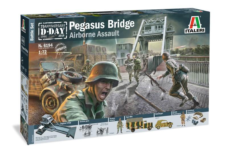 Pegasus Bridge Glider Assault - Battle Set