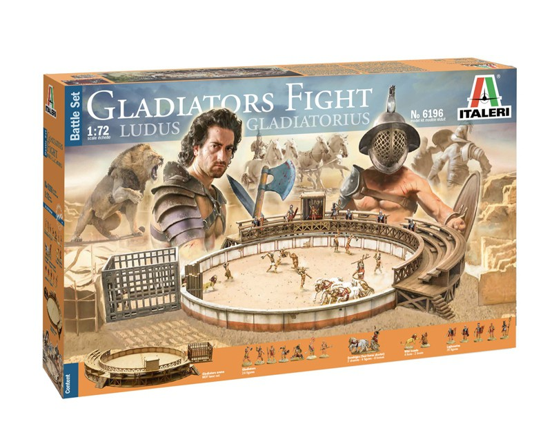 Gladiators Fight