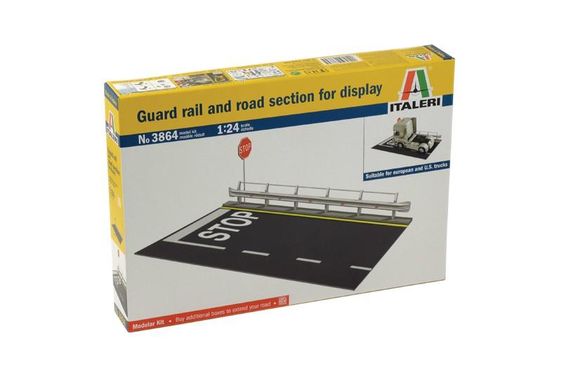 Guard Rail and Road