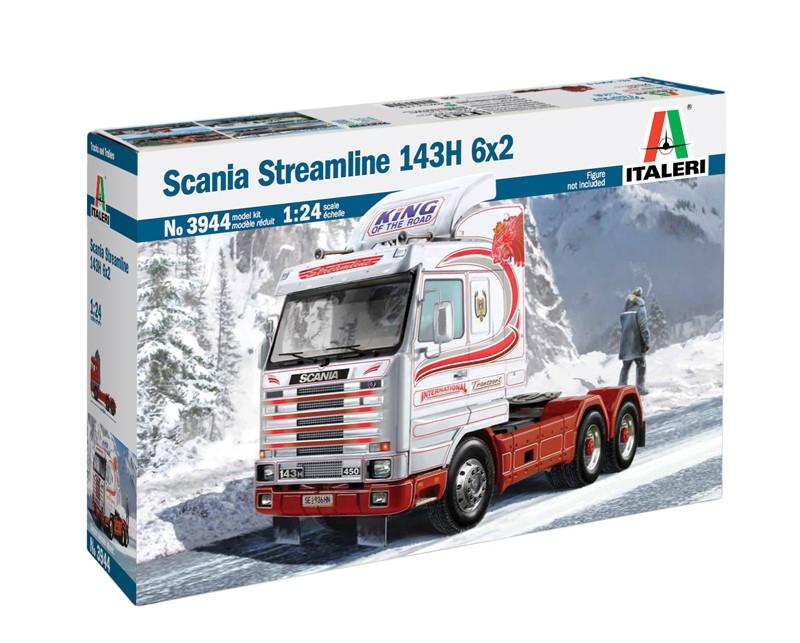Scania 143H 6x2 Streamline