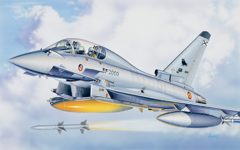 EF-2000 Eurofighter Twin Seater