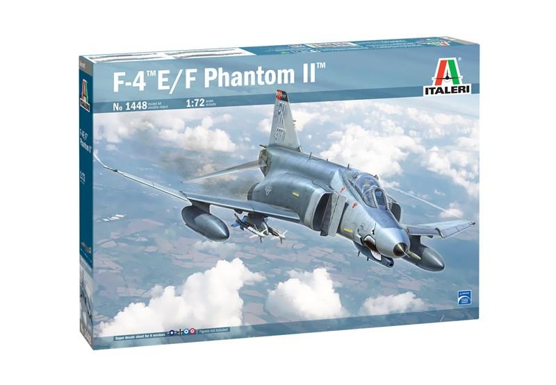 F-4E/F Phantom