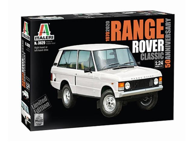 Range Rover Classic 50th Anniversary