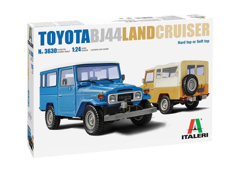 Toyota BJ44 Land Cruiser