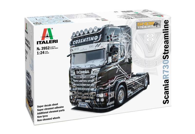 Scania R730 Streamline Show Truck