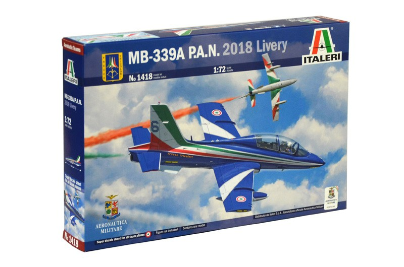 MB 339A P.A.N. 2018