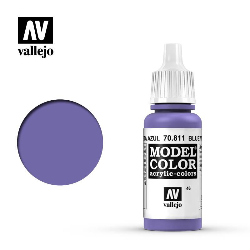 Blue Violet 046