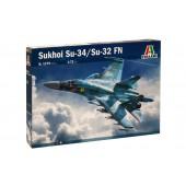 Sukhoi SU-34/SU-32 Fullback