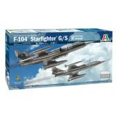 F-104G Starfighter Recce (upgraded edition)