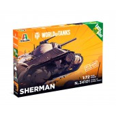 Sherman Easy to Build - World of Tanks