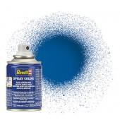Spuitbus Blauw glanzend kleurnummer 52