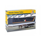 CANVAS TRAILER 40ft (Classic)