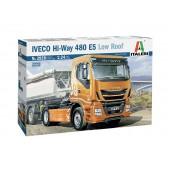 Iveco Hi-Way 490 E5 Low Roof