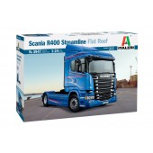 Scania R400 Streamline (Flat roof)