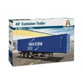 Container Trailer 40ft