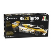Renault RE 20 Turbo F1