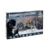 Battle of Bastogne december 1944 Diorama set