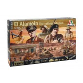 El Alamein War - Battle Set